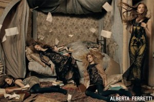 Advertising Demon Cult: Alberta Ferretti