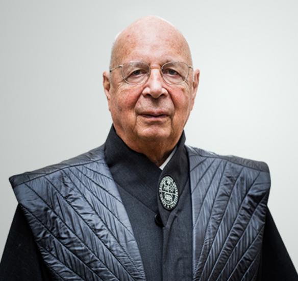 Klaus Schwab, NWO